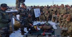 India, US Army contingents train for extreme cold...