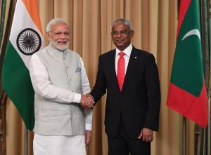 India to give all help to new Maldivian govt, PM ...
