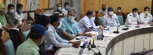 Asgar Samoon visits Kupwara, reviews functioning ...