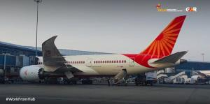Delhi-Moscow Air India flight returns after pilot...