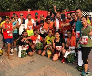 Jammu runners display endurance at Airtel Delhi H...