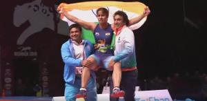 Navjot Kaur clinches India