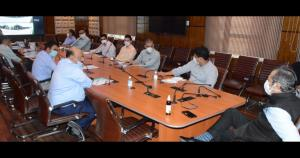 Advisor Baseer Khan directs for coordinated effor...