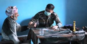 Army organises medical camp