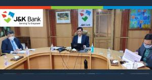 J&K Bank committed to revival of businesses: CMD