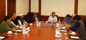 Implementation of FS&S Act reviewed in Leh