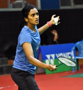 P V Sindhu begins campaign in Senior Nationals wi...