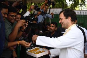 Rahul replies to Modi