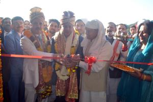 J&K Bank inaugurates Ultra Small Branch and ATM a...