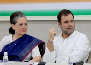 Sonia, Rahul Gandhi seek withdrawal of EIA 2020