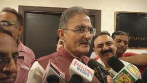 BJP calls for probe against NC, PDP leaders for a...