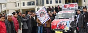 DDC Kishtwar flags-off