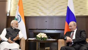 India, Russia conclude negotiations for S-400 Tri...