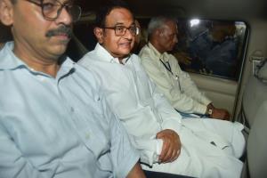 INX Media case: SC to hear Chidambaram