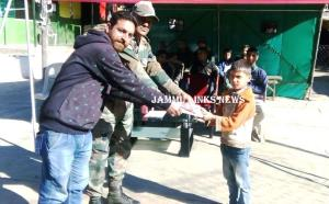 Army conducts quiz competition