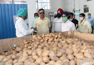 Navin calls for production of high quality food c...