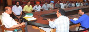 Scores of deputations, individuals meet Advisor S...