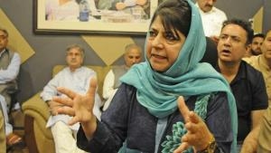 Journey of first woman CM, Mufti, ends abruptly