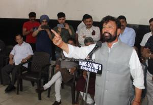 Ex-minister Lal Singh demands CBI probe to clear ...