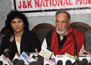 JKNPP patron Bhim Singh to contest LS polls from ...