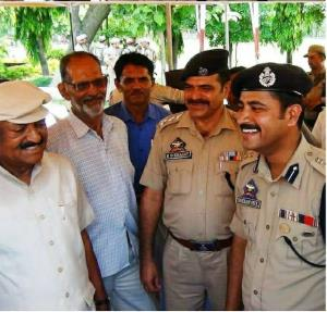 Retired police officers' Sammelan organised