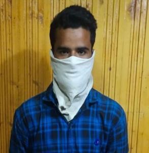LeT terrorist arrested in Bandipora