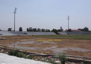 Renovation of MA Stadium Jammu to International C...