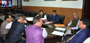 Div Com Jammu directs for expediting inspection o...