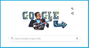 Google Doodle celebrates B.B. King's 94th birth a...