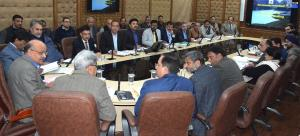 Chief Secretary reviews arrangements for Shri Ama...