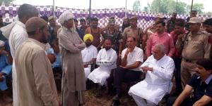 PHE Minister visits border areas, assesses damages