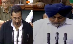 Badal, Deol among new members administered oath o...