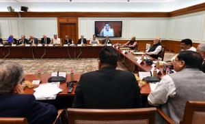 At meeting with global oil majors, PM Modi