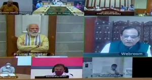 PM Modi directs for real-time monitoring of COVID...