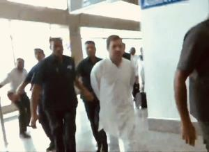 Rahul Gandhi, Other Opposition Leaders sent back ...