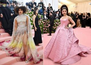 MET Gala 2019: Priyanka Chopra and Deepika Paduko...