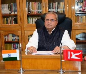 Governor congratulates University of Kashmir for ...