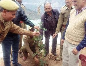 World Arbour Day observed in Ramban