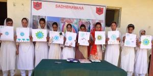Army conducts Drawing and Painting Competition