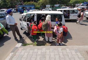 Overloaded school vans pose a threat to students ...