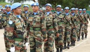 Indian peacekeepers praised for bringing sense of...