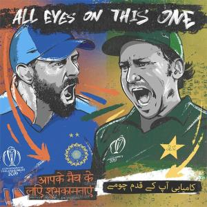 World Cup: India start favourites against Pakista...