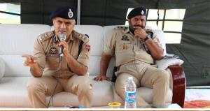 SSP Kishtwar examines performance of police stati...
