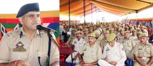 SSP Samba holds darbar at DPL