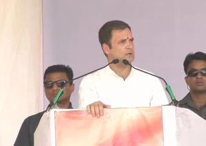 Lok Sabha Elections 2019: Rahul promises 22 lakh ...