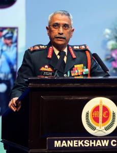 Army chief visiting J&K to review current securit...