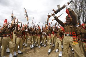 No room for any religion in paramilitary forces r...
