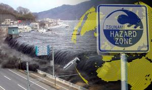 Sea level rise may up risk of devastating tsunami...