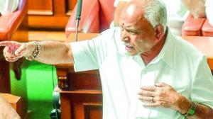 Yeddyurappa writes to EC alleging irregularities ...