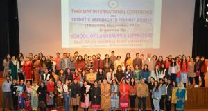 SMVDU Organises International Conference on Femin...
